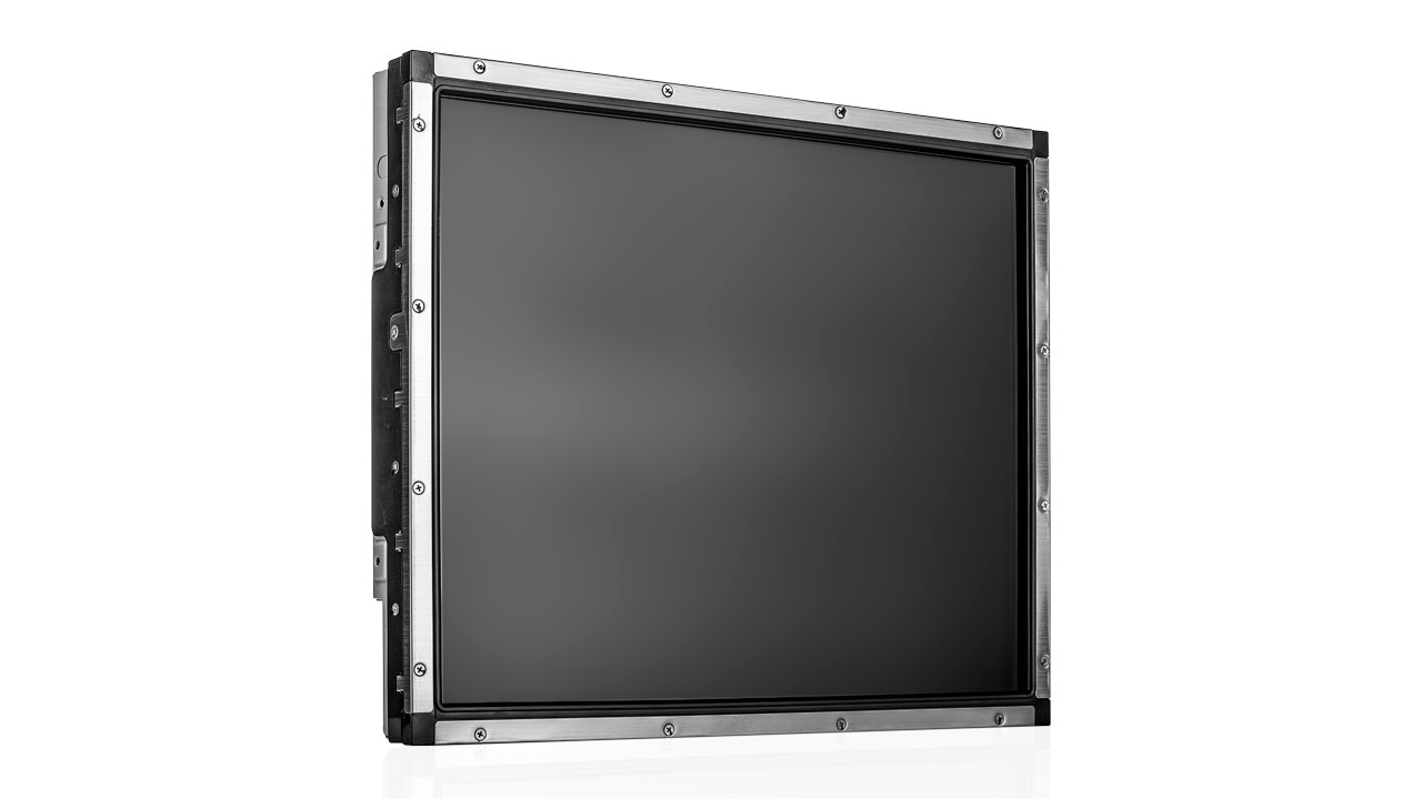 """INDUSTRIAL OPEN FRAME NON-TOUCH MONITOR 19"""" KOM-0190-4WS"""