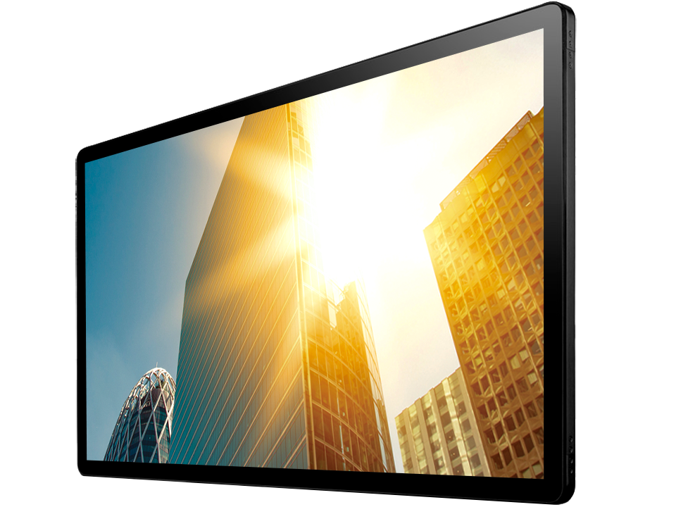"""INDUSTRIAL HIGH BRIGHT TOUCH MONITOR KEETOUCH 43"""" OPEN FRAME KOT-0430US-CA4PHB"""