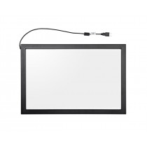 """TOUCH FRAME WITH GLASS KEETOUCH 24"""" KCI-U0240M3-R3G-W"""
