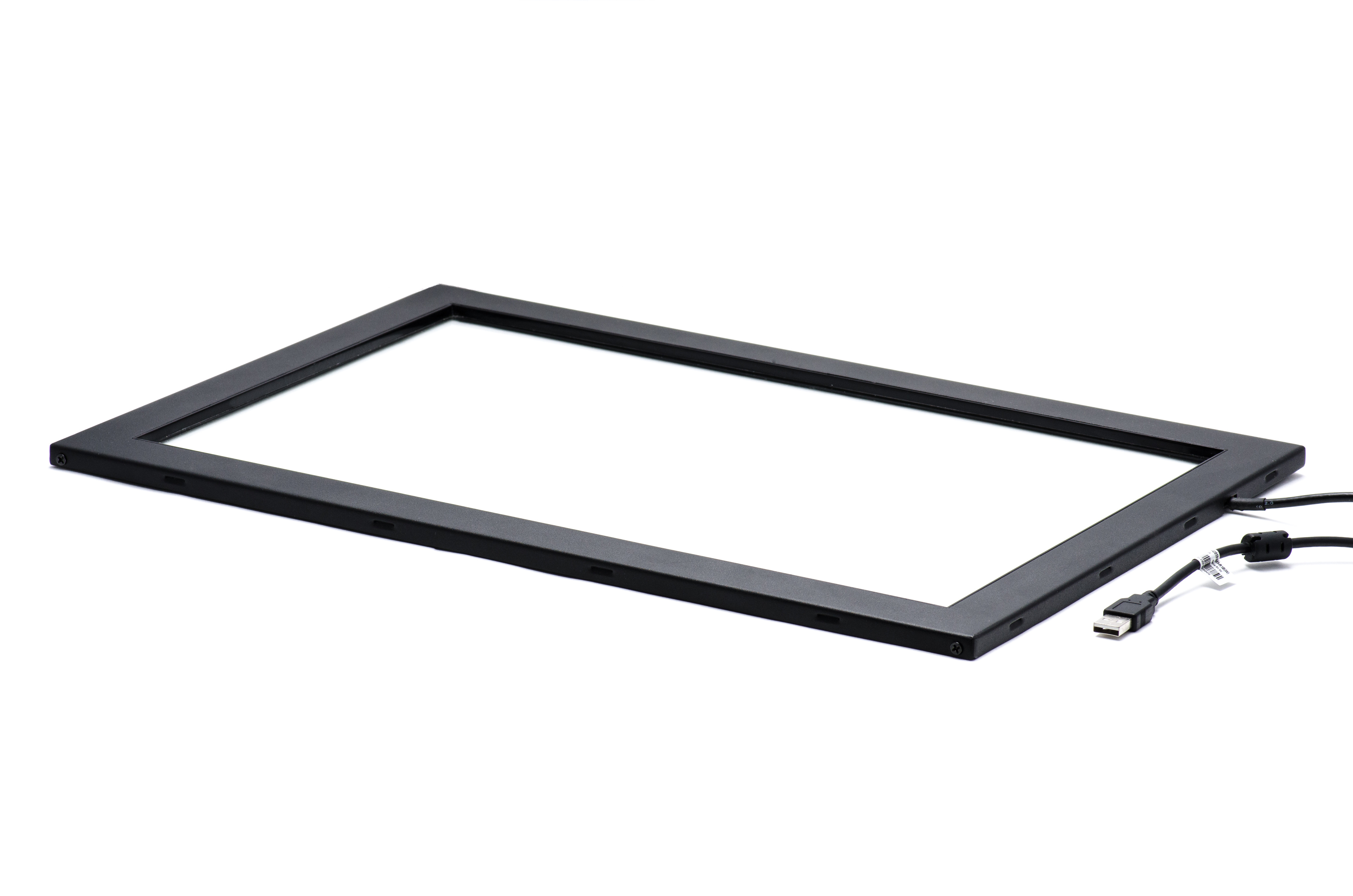 """TOUCH FRAME WITH GLASS KEETOUCH 19""""w KCI-U0190M3-R3G-W-01"""