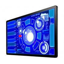 """INDUSTRIAL TOUCH MONITOR KEETOUCH 43"""" OPEN FRAME KOT-0430U-CA4P"""