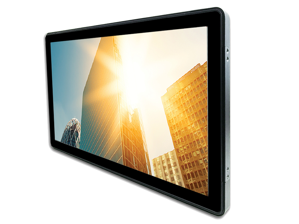 """INDUSTRIAL HIGH BRIGHT TOUCH MONITOR KEETOUCH 21.5"""" OPEN FRAME KOT-0215U-CA4PHB"""