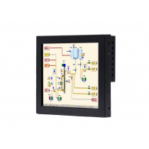 INDUSTRIAL TOUCH MONITOR KEETOUCH 8'' OPEN FRAME KOT-0080U-RE1.4P