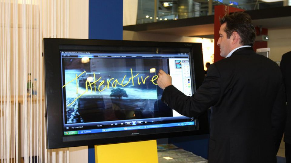 OPENFRAME TOUCHSCREEN MONITORS