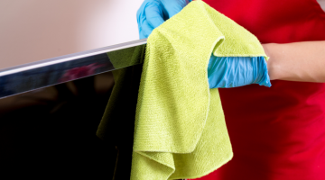 EXPERT OPINION: HOW TO KEEP MONITORS DISINFECTED (PART 1) Solutions that are safe to use with touch screens